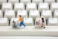 Американцы в предпраздничном шопинге