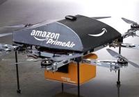 Аmazon начинает доставку дронами в Индии?