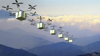 Amazon и Google борются за права дронов