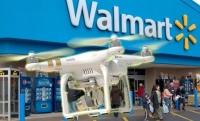 На складах Walmart заведутся дроны