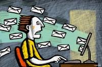 """Каждое четвертое коммерческое письмо попадает в папку """"Спам"""" или блокируется"""