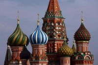 ИМ шагают по Москве