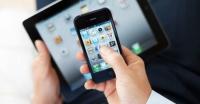 Смартфоны сокращают рекламный отрыв