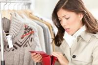 Одежда – первое, на чем начинают экономить россияне