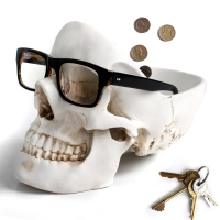 eBay запретил торговать черепами