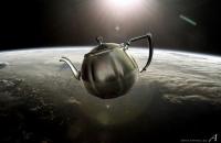 Alibaba доставляет чай дронами