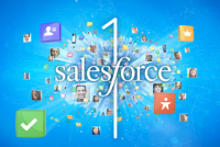 Salesforce связали с AdWords