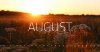 Август не поддал жару, но и не охладил