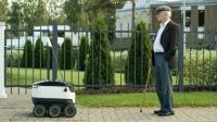 Роботы-почтальоны прогуляются по Берну