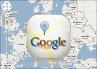 Рекламодатели на Google-картах стали фиолетовыми