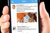 Видеореклама в Twitter эффективнее, чем по ТВ