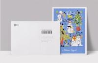 Госоператор выделил открыткам отдельный онлайн-сервис