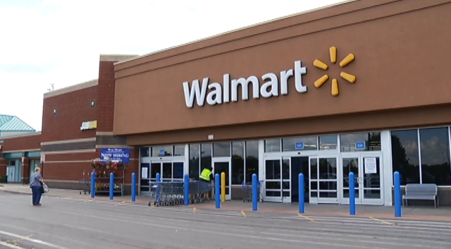 Walmart мотивирует скидками к самовывозу