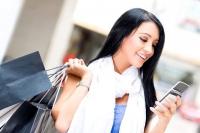 Мобильные приложения для шоппинга лучше продвигать в низкий сезон