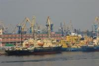 Alibaba Group готова доставлять через порт Санкт-Петербурга