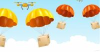 Онлайн-заказы спустят на парашюте?