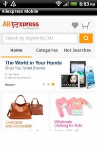 Мобильный AliExpress вырвался вперед