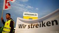 Сотрудники Amazon забастовали