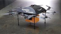 Amazon отчитался о своих дронах