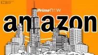 Amazon Prime Now расширил ассортимент