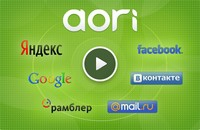 """Aori запускает поддержку """"Моего Мира"""" и """"Одноклассников"""""""