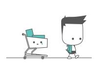 Почему покупатели бросают корзины и как с этим бороться? (инфографика)