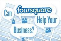 Foursquare запустил свой рекламный сервис на весь мир