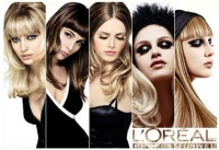 Рекламу рассортируют по цвету волос