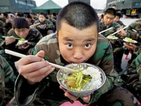 Китайцы ждут российскую еду