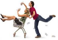 В интернет-магазинах мужчины покупают в кредит чаще, чем женщины