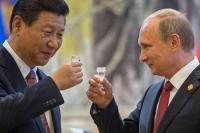 Российские ИМ завалят Китай водкой и закуской