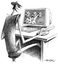 """Активисты нашли в Рунете 10 тысяч """"плохих"""" интернет-магазинов"""