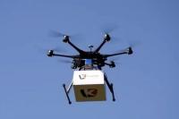 В Сингапуре тоже тестируют доставку дронами