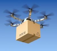 """Amazon  боится """"войны с дронами"""""""