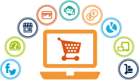 23% крупнейших интернет-компаний занимаются e-commerce