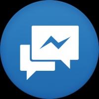 Facebook запустил рекламу в Messenger