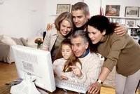 Аудитория Интернета и российских ИМ сильно разнится