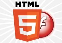 HTML5 одерживает победу над flash