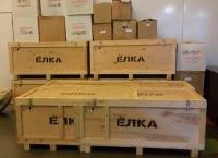 Самарский ИМ стройматериалов доставляет елки  к Новому году
