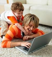 Таргетируйте рекламу на счастливых мам