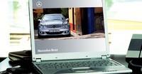 Mercedes начал осваивать онлайн-продажу автомобилей