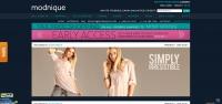 Modnique.com закрыт за долги