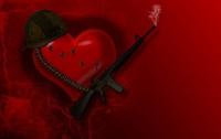 Enter играет в любовь и войнушку