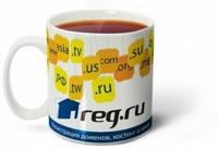 Больше половины новых доменов регистрируется в Reg.ru