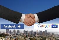 Google и Facebook стали рекламными партнёрами