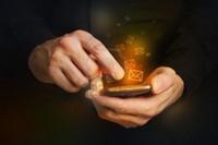 Как часто покупают со смартфонов?