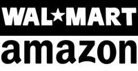 Walmart опередил Аmazon по темпам роста продаж в Сети