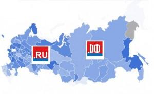 Домены .ru и .рф подорожают
