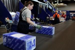 """""""Почта России"""" перестанет доставлять пакеты без штрихкода в сентябре"""