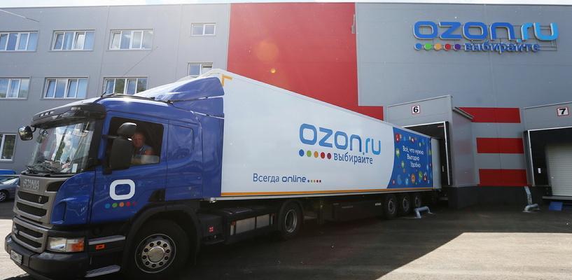 OZON увеличил складские мощности